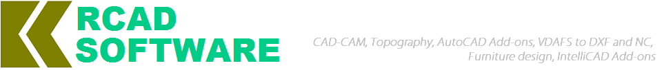RCAD Software