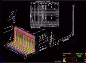 LWall-DWG de iesire-Plansa 3D