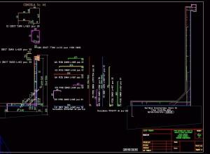 LWall-DWG de iesire-Plansa 2D