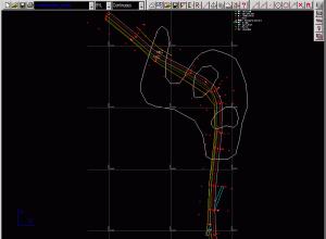 RTOPO-triangulatia pe invelitoarea convexa sau intre contururi
