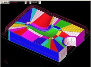 Piesa 4 - frezare 3D