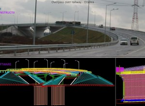 Pasaj CF pe drumul de centura in Municipiul Oradea, intre km13+933 si DN1