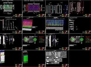Drilled_columns DWG de iesire