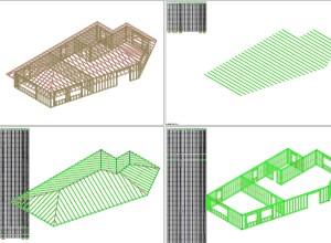 GWB O alta casa din lemn