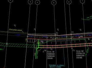DCT Alt exemplu de radiere si coloane de trasat